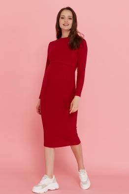 Платье Fantastic Ma красное