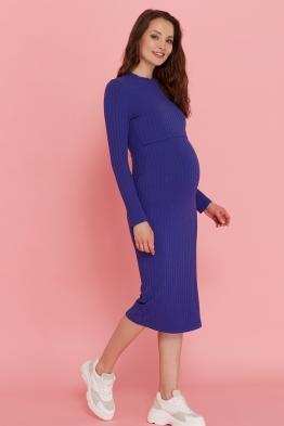 Платье Fantastic Ma синее (электрик)