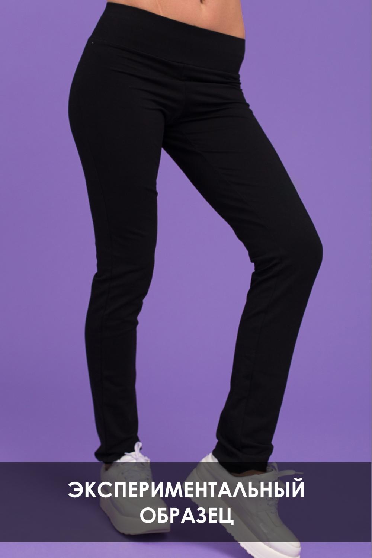 ОБРАЗЕЦ Корректирующие брюки My Doe черные