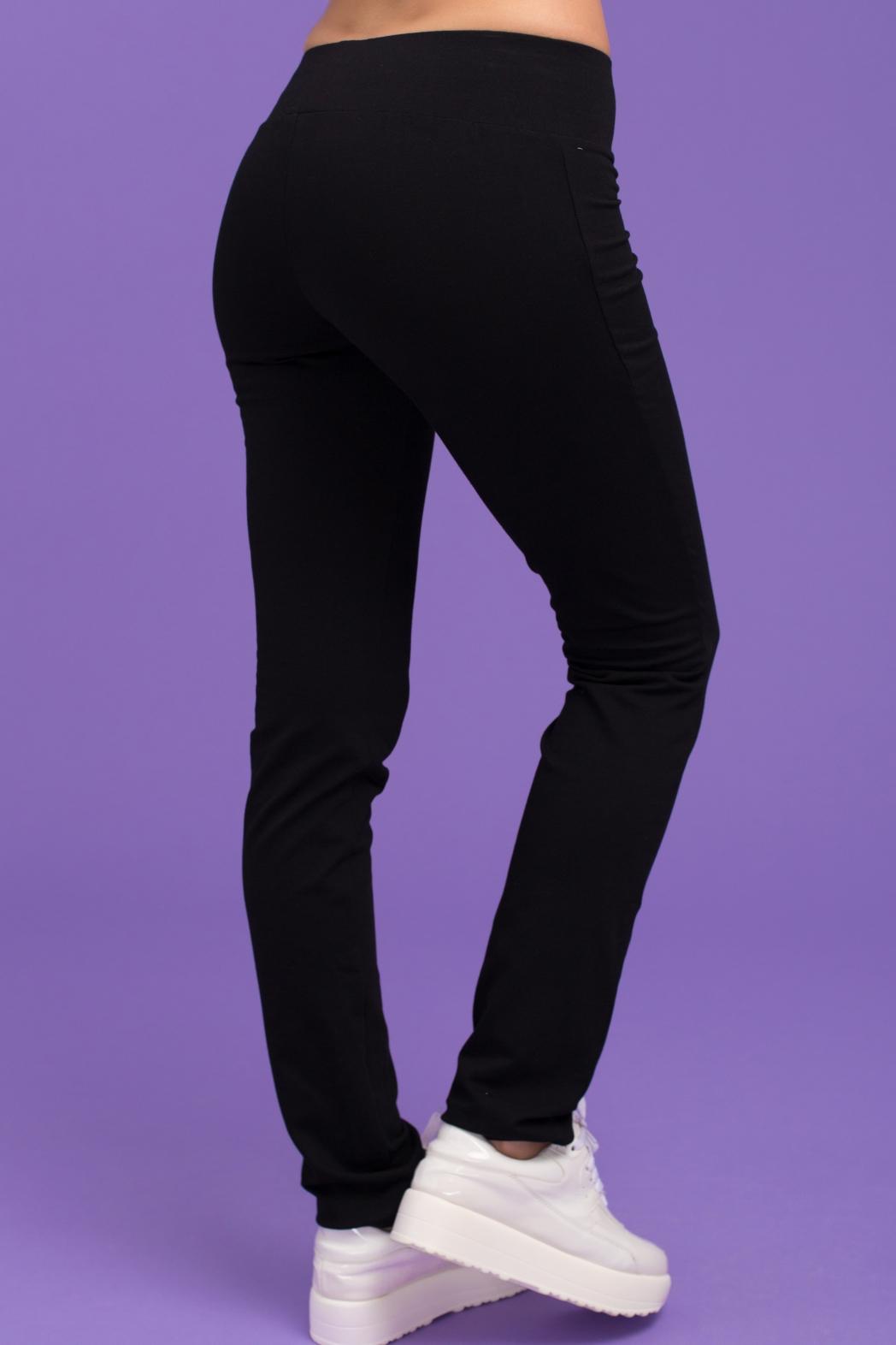 Корректирующие брюки My Doe черные