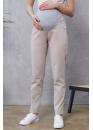 Брюки (джинсы) для беременных My Shape кремовые