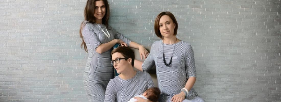 MilkyMama Love Yu Tabby Одежда для кормящих мам