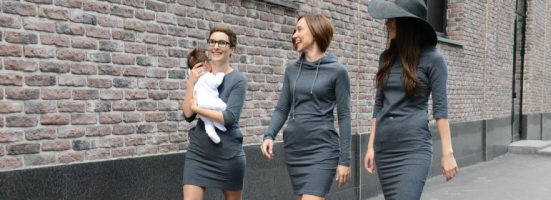 MilkyMama Street Одежда для кормящих мам